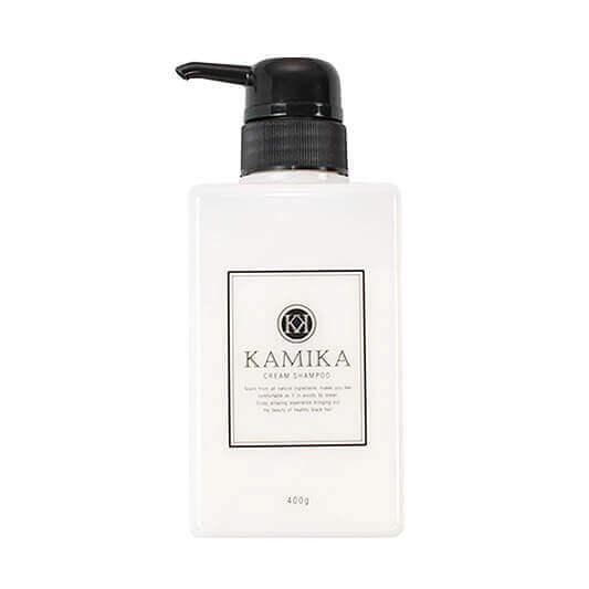 KAMIKA(カミカ)クリームシャンプーの商品詳細情報