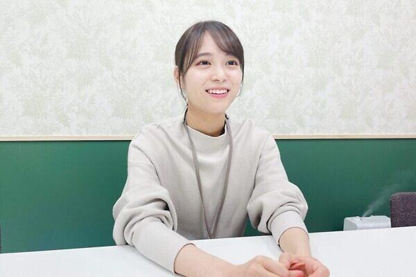 LUNA(ルーナ)ナイトブラの取材協力 株式会社HRC 梅林 美香子さん