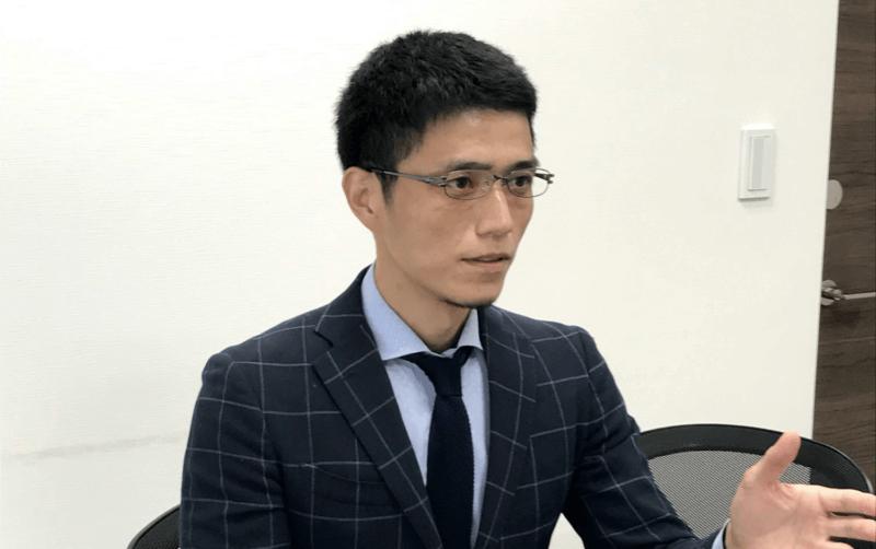 ペルソナ育毛剤の取材協力|株式会社ダブルヘリックス 事業部長 中谷 康晃さん