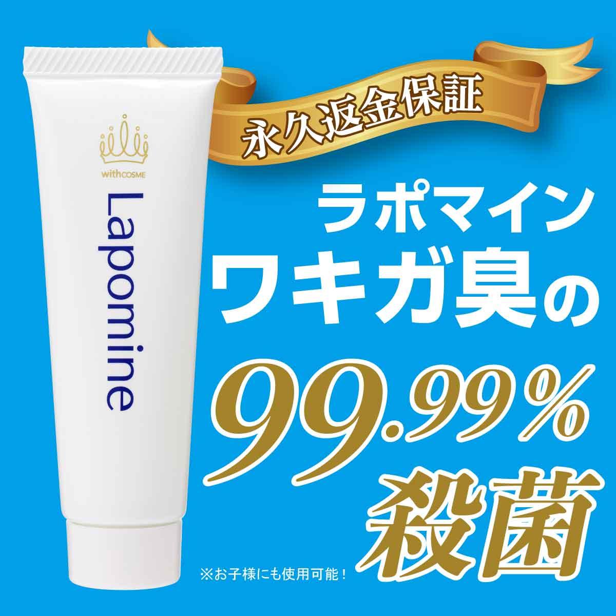 ラポマイン(lapomine)は公式サイトなら89%オフ!「1日36円」からはじめられる!