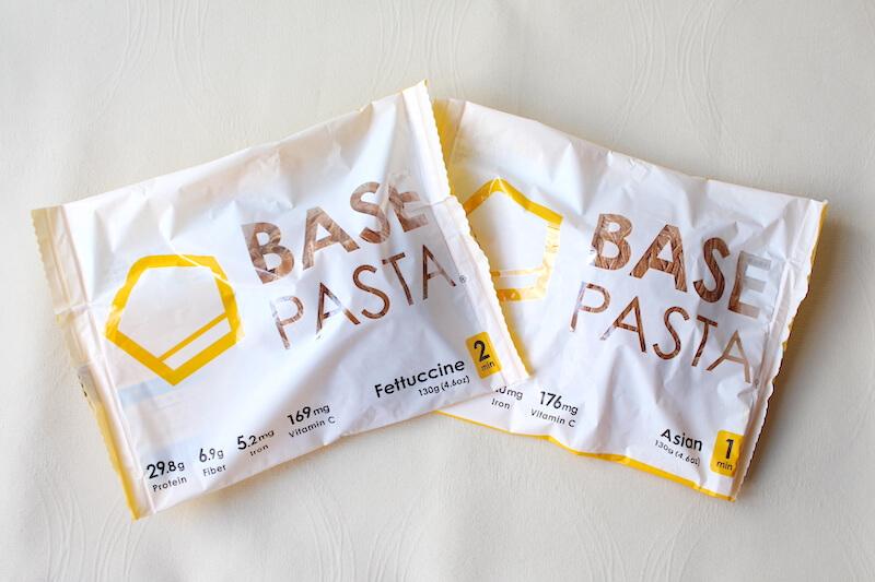 ベースフード(BASE FOOD)ベースパスタの検証:味