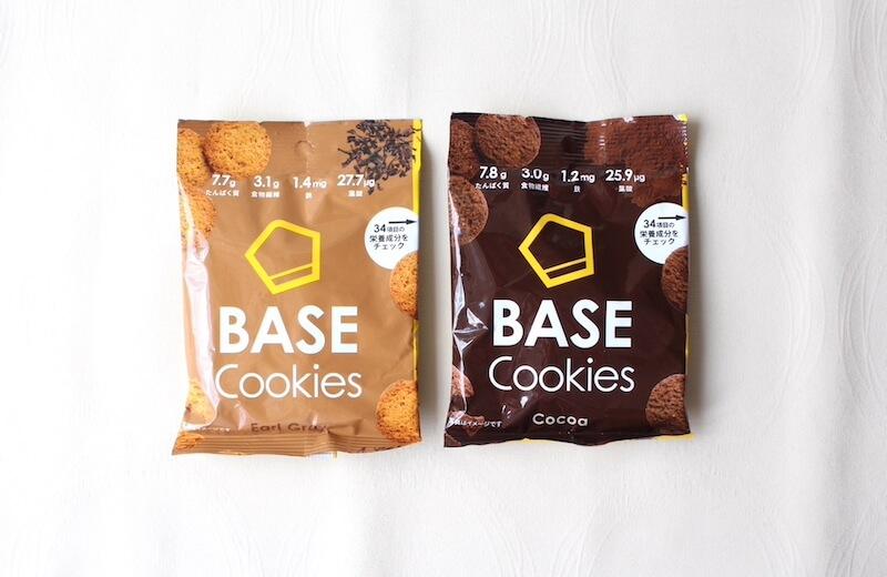 ベースフード(BASE FOOD)ベースクッキーの検証:味