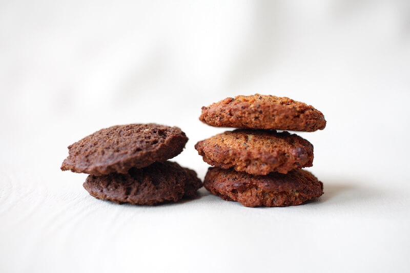 ベースフード(BASE FOOD)ベースクッキーは食べきれてちょっとした空腹も満たされるちょうど良い量