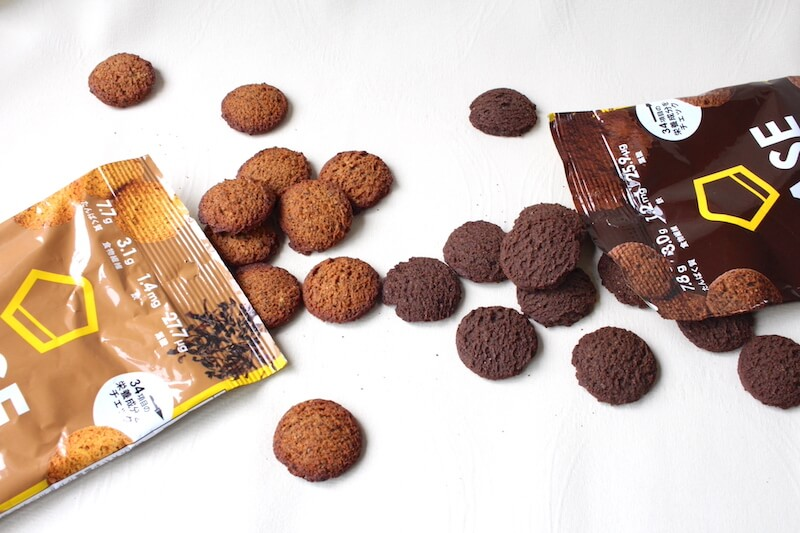 ベースフード(BASE FOOD)ベースクッキーは、独特の香りや食感は好みが別れるかも