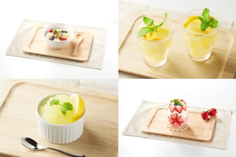 もぎたて生スムージーの飲み方&調理方法:アレンジすればボリュームのある食事に