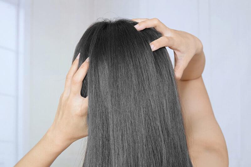 トリコレ(Tricore)温感ヘッドスパトリートメントを実際に使用して検証[使用感]:頭皮は清涼感を感じる