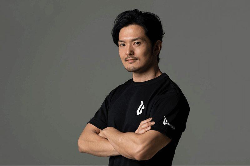 取材協力|Bodyke代表兼トレーナー 青木 泰蔵さん